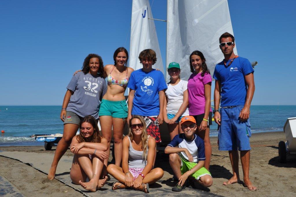 Scuola vela estiva – Inizio 10 Giugno