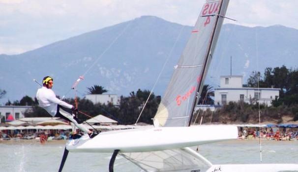 ROSI ALESSANDRO terzo ai Campionati Italiani